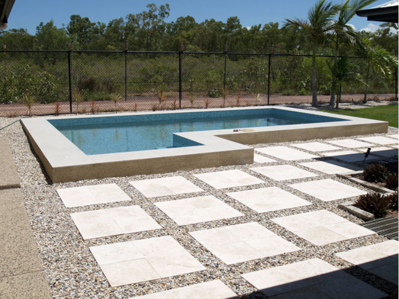 Steps & Pavers by Five Star Pools Darwin NT